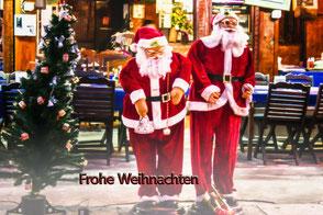 frohe-weihnacht-spruchkarte-grusskarte-christmas-time-in-laos-weihnachtsmaenner