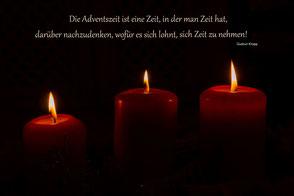 spruchkarte-advent-weihnachten-zeit-kerzenschein-drei-kerzen-II