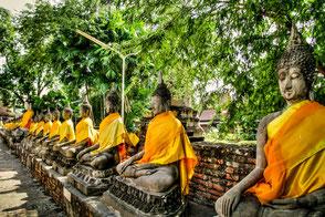 buddhas-in-ayutthaya-II
