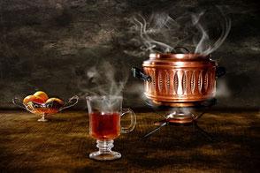 Feuerzangenbowle-Glühwein