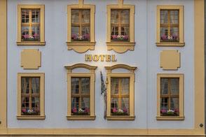 Hotel-Fassade-in-Görlitz