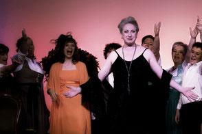 Voice Moderation Anlass Menschen Gruppe Theater