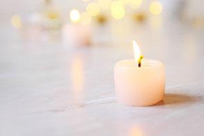 Voice Gesang Kirche Kerze Licht Gottesdienst