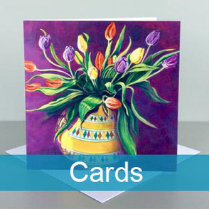 colourful art cards