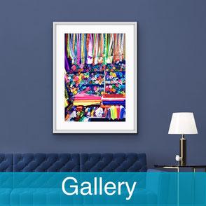 Pam Smart colourful art