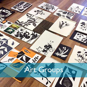 art group art workshops