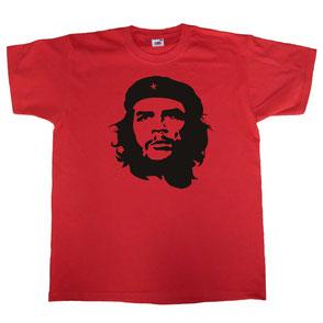 Bedrucktes T-Shirt Che Guevara