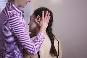 Die osteopathische Behandlung