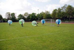 Bubble Football Hessen Frankfurt Mieten Junggesellenabschied