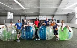 Junggesellenabschied Frankfurt Ideen Bubble Fußball Bubble Bälle Bumper Ball Bubblesoccer Bubble Football JGA