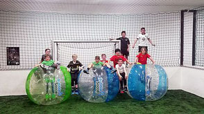 Bubble Soccer Football Soccerhalle Nieder Erlenbach Frankfurt Rhein Main Gebiet Kinder Junior