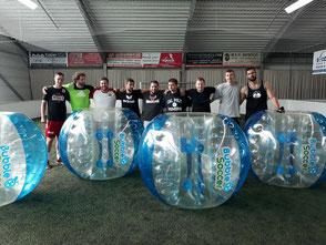 Bubble Soccer Firmenevent Ideen Bubble Fußball mieten Verleih Teamevent Sport Tagungsprogramm