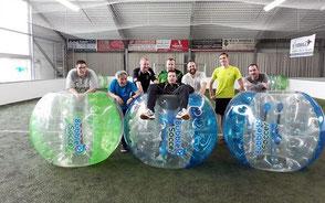 Junggesellenabschied Gießen Ideen Bubble Ball Bubble Fußball Football Soccer Loopy Ball Bubbleball mieten JGA