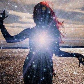 Selbstliebe, Seele, Intuition, Kraft, Sonne