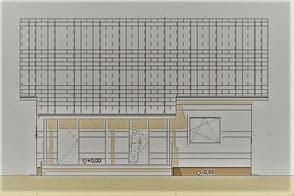 Kleines Holzhaus fürs Alter - Perfekt für Singles und Paare -  Wohnhaus - Bungalow - Blockbohlenhaus - Preise - Preisliste - Fertighaus - Niedrigenergiehaus -  Holzhaus in Blockbauweise - Niedersachsen - Weserbergland - Hildesheim - Einbeck - Northeim