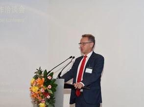 Ernst Woller, Präsident des Wiener Landtags