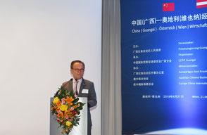 Georg Zanger, Präsident der ACBA