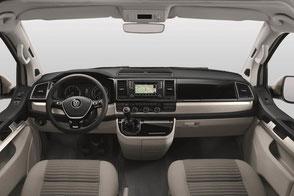 Volkswagen California Ocean Camper Innenansicht