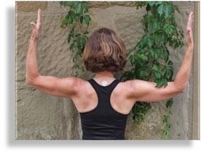 Schulter Nacken Syndrom Yoga - Yogatherapie