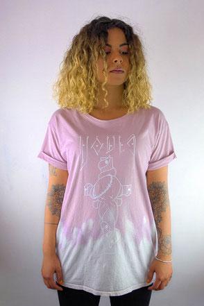 Dusty pink t-shirt 30€