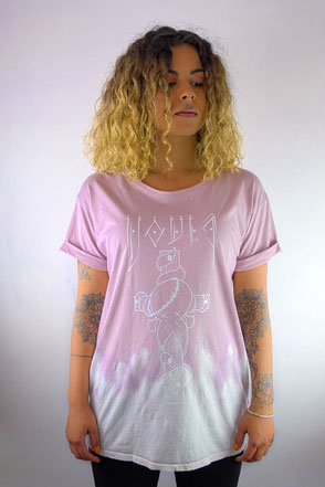 Dusty pink t-shirt