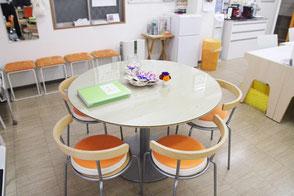 世田谷区カイカ祖師谷教室iPad教室風景