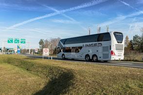 Unger-Reisen Bistro-Bus Skyliner 2
