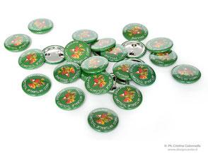 Pins con fermaglio -  - Merchandising Parco Dolomiti Friulane