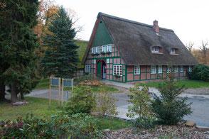 Gästehäuser des Forsthaus