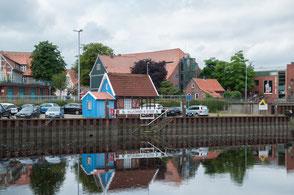 Stade - Neuer Hafen