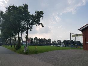 Sportplatz in Hollen