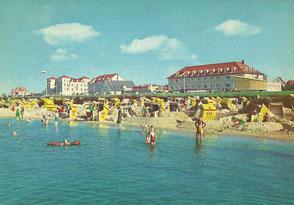 Shop-Angebot: Ansichtskarte - Duhnen - Strand - Endpreis: 9,99 €