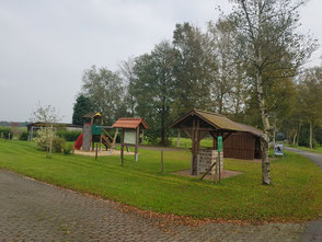 Plattdüütsch: Speelplatz in Ihlbeek
