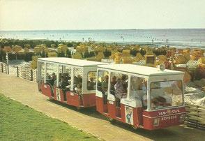 Shop-Angebot: Ansichtskarte - Cuxhaven - Jan-Cux Express - Endpreis: 9,99 €