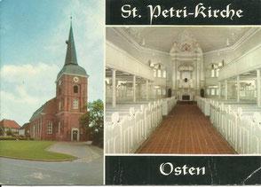 Shop-Angebot: Ansichtskarte - Osten Oste - Kirche - Endpreis: 9,99 €