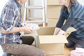 ご自宅の荷物整理・身支度整理サポート・老前整理