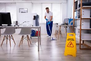 Büroreinigung Berlin - Sinus Clean