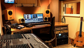 Recording Studio Aufnahmen Musik Tonstudio