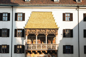 Goldenes Dachl by innsbruckphoto