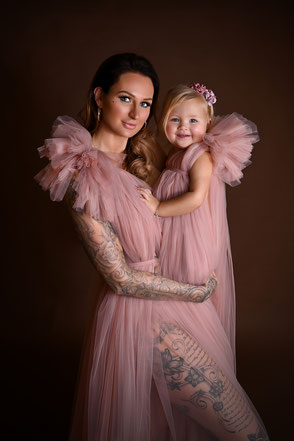 MOMMY AND ME FOTOSHOOT HELLEVOETSLUIS STUDIO
