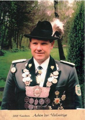 2001 - Hans-Joachim Knechten