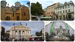 Lviv sightseeing tour