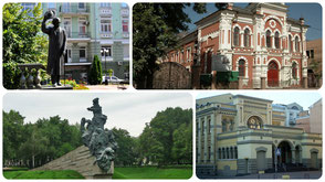 Kyiv Jewish tour