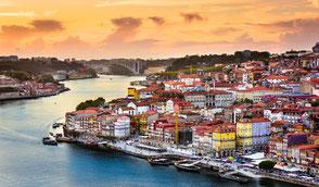 Visita a Braga Portugal