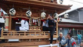 お囃子派遣・春野町気田秋祭りの画像3