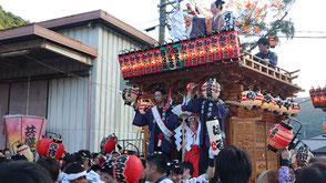 お囃子派遣・三倉許禰神社例祭の画像2