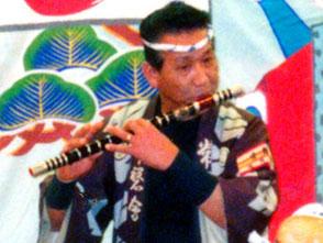 六代目・榊原繁男