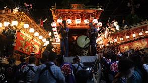 お囃子派遣・袋井祭りの画像2
