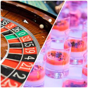 Roulette, Dessert, Casino