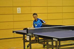 Dominik Chmielak - Sportverein Reutte Tischtennis